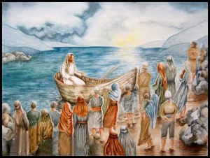 Jesus+Preaching+on+the+Boat